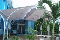 canopi membrae kain