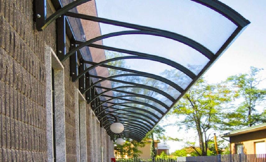 Canopy Polycarbonate di Solo